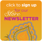 sign up for the DYC store newsletter