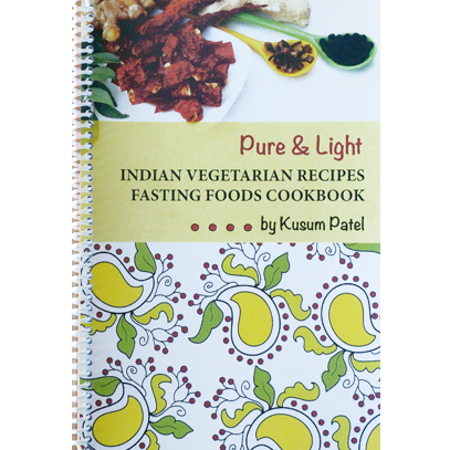Pure and light indian vegetarian recipes fasting foods dyc store pure and light indian vegetarian recipes fasting foods forumfinder Gallery